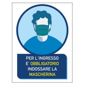 Obbligo Mascherina
