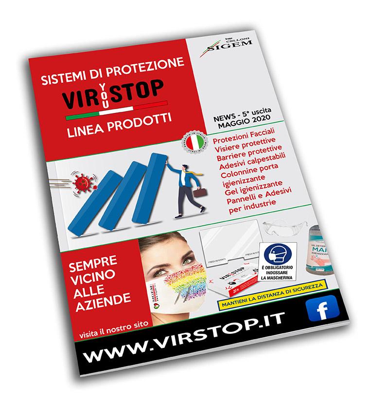 Nuovo Catalogo SIGEM VIRSTOP